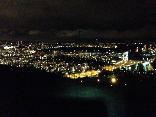 hammarby by night