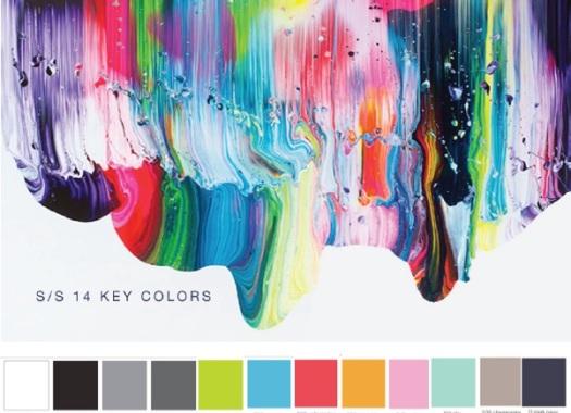 Röhnisch färgkoder