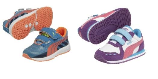 PUMA skor barn SS14