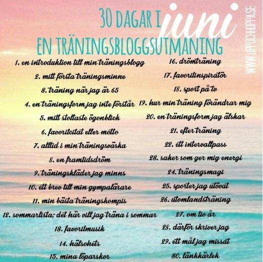 30dagarsutmaning