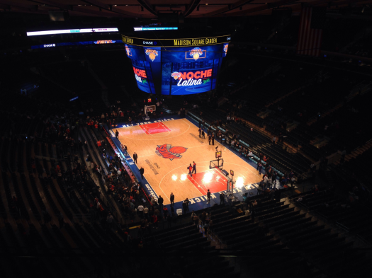 mars basket new york